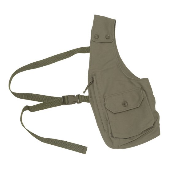 Engineered Garments[エンジニアド ガーメンツ]Shoulder Vest Double Cloth