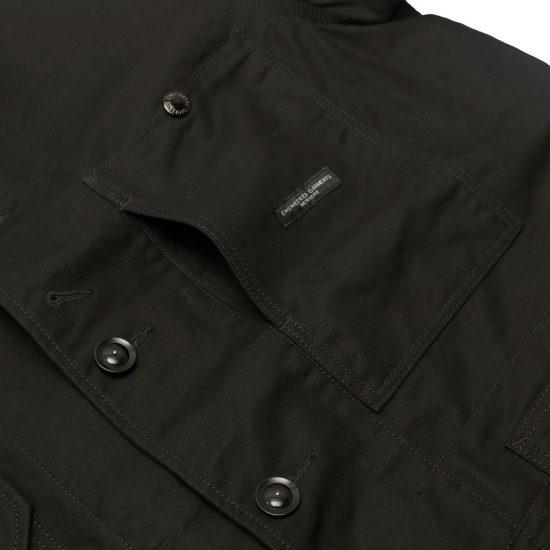 Engineered Garments[エンジニアド ガーメンツ]Long Logger Jacket Double Cloth