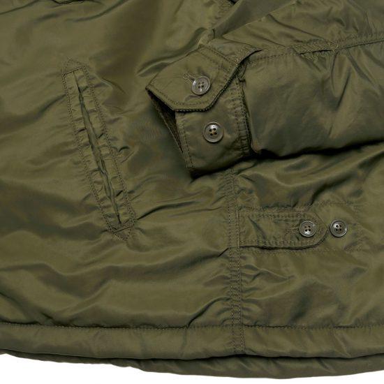 Engineered Garments[エンジニアド ガーメンツ]Driver Jacket Flight Satin