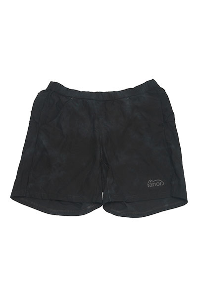 ranor[ラナー]TIE DYEING MIDDLE SHORTS 817-1-207-2
