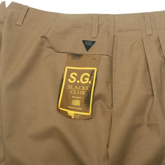 melple[メイプル]SG SLACKS CLUB Naughty N201