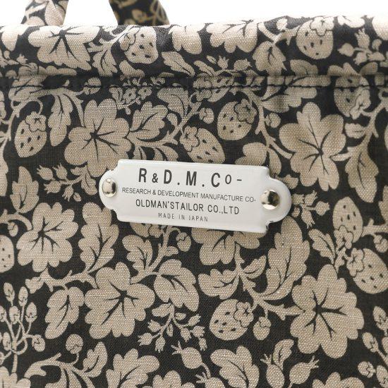 R&D.M.Co-[アール アンド ディー エム コー]WILD BERRY MARCHE BAG SMALL 4365