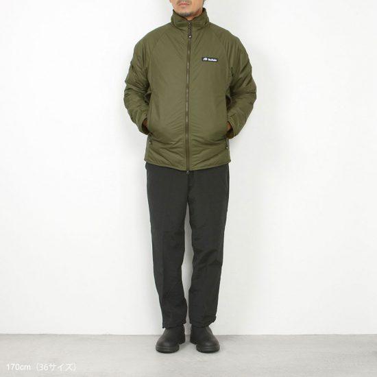 Buffalo[バッファロー]Belay Jacket