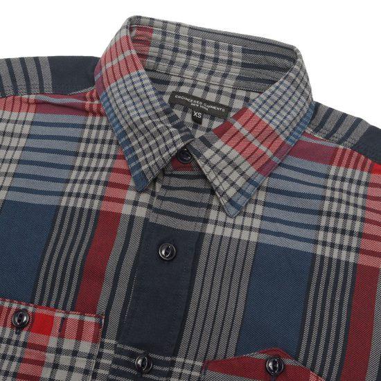 Engineered Garments[エンジニアド ガーメンツ]Work Shirt Twill Plaid