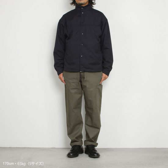 SASSAFRAS[ササフラス]Transplant Pants SF-201730 Herringbone