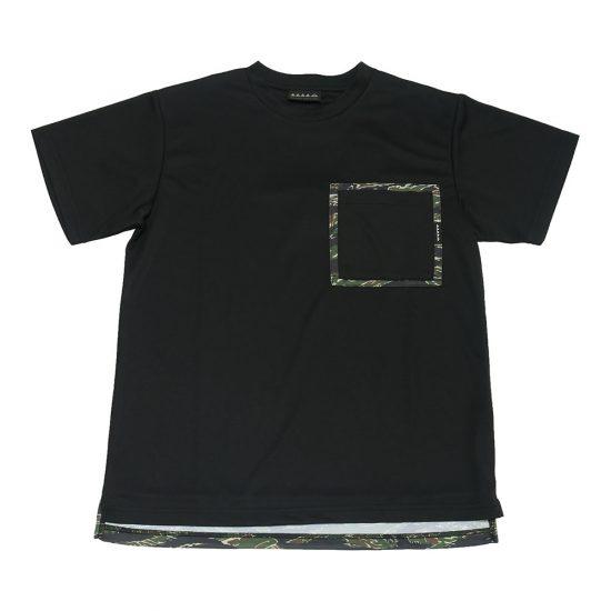 MOUNTAIN MARTIAL ARTS[マウンテンマーシャルアーツ]Camo Dry Pocket Tee MMA18-19
