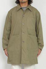 Engineered Garments[エンジニアド ガーメンツ]Workaday Shop Coat Cotton Ripstop