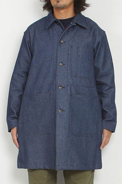 Engineered Garments[エンジニアド ガーメンツ]Workaday Shop Coat 12oz Denim