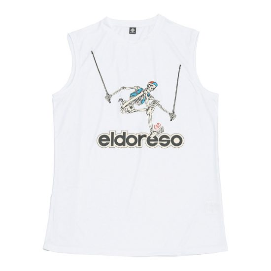 ELDORESO[エルドレッソ]Advent Boneman Sleeveless T E1203420