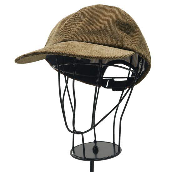 COMESANDGOES[カムズアンドゴーズ]CORDUROY CAP 17624