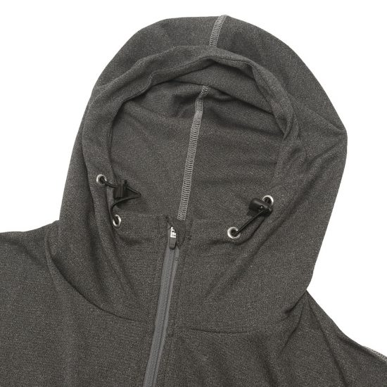 MOUNTAIN MARTIAL ARTS[マウンテンマーシャルアーツ]MMA POLARTEC Power Wool Zip Hoodie MMA18-32